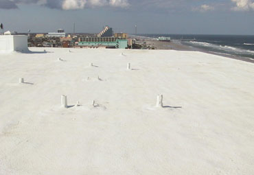 cool roof coatings in New Orleans