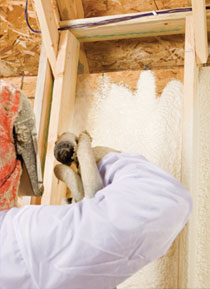 New Orleans Spray Foam Insulation Services and Benefits